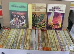 Vendo vários livros da coleção Vagalume!, usado comprar usado  Belo Horizonte