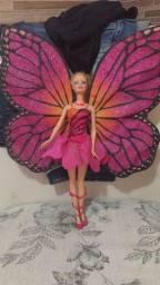 Vendo Barbie borboleta
