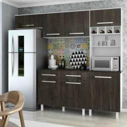 Armario de cozinha lindo / entrega e montagem gratuita .