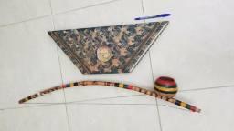 Berimbal e harpa