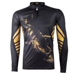 Camisetas de Pesca Sublimadas KFF Estampas Variadas