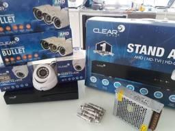 Kit cameras 1.600 intalado