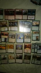 Lote de cartas de Magic