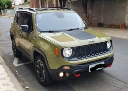 Vendo Jeep Renegade Trailhawk Diesel 16/16 - 2016