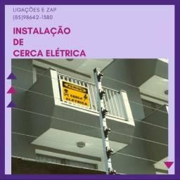 Instalação de Cerca Elétrica em todos os bairros