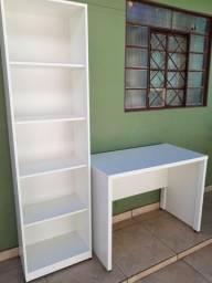 Escrivaninha + estante (NOVO)
