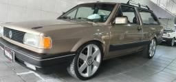 Parati gl 1.8 ap 1990 turbo 200cv 1kg legalizada Detran - 1990