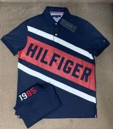 Polos masculinas Tommy Hilfiger. Produto original!