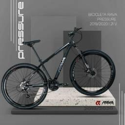 RAVA(TSW do Brasil LTDA) - Bicicleta NOVA