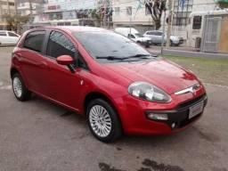 FIAT PUNTO EVO ATTRACTIVE 1.4 8V FLEX Vermelho 2014/2015 - 2014