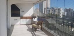 Apartamento com 3 dormitórios para alugar, 165 m² por r$ 6.300,00/mês - alphaville - barue