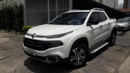 Fiat toro volcano 2.0 4X4 17/18 diesel aut. branca - 2018