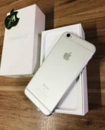 IPhone 6s 32GB Prata com garantia 3 meses