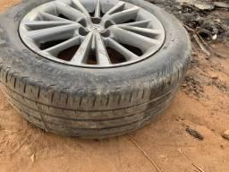 Roda corolla xei 2017 com pneus