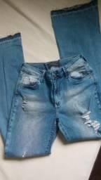 Calça Jeans Divero tam 46