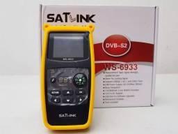 Localizador De Satélite Satlink Antena Ws6933