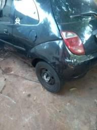 Vende Ford Ka 2003 gasolina 5000 mil mais impostosatrasado - 2003