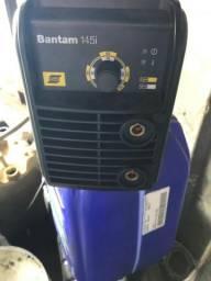 Máquina Inversora de Solda Esab Bantam 145i