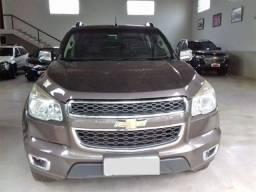 S10 LTZ 2012/2013 Cinza Flex - 2013
