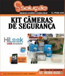 Kit câmera de segurança Hilook
