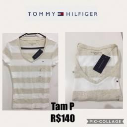 Blusinha Feminina Tommy Hilfiger Original d3f35f0c132b1