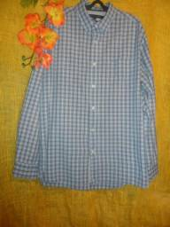 515719bc965 Camisa masculina tommy hilfiger original tam G