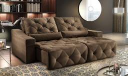 Oferta Top # Sofa Retratil C/ 250 Largura