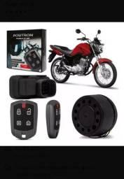 Alarme Positron Motos Duoblock Fx 350 G8 Com Presença Promoção!