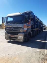 Transporte de veículos de São Paulo para a Bahia