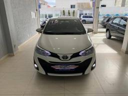 YARIS 2019/2019 1.3 16V FLEX XL PLUS TECH MULTIDRIVE
