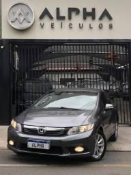 CIVIC 2013/2014 2.0 LXR 16V FLEX 4P AUTOMÁTICO