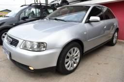 Audi a3 2002 1.8 20v 150cv turbo gasolina 4p automÁtico