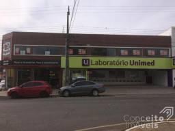 Escritório para alugar em Nova rússia, Ponta grossa cod:392429.001