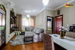 Casa Residencial à venda, 3 quartos, 2 vagas, Santa Rosa - Divinópolis/MG