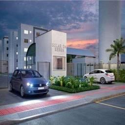 Residencial Solar da Serra - Apartamento 2 quartos em Suzano, SP - 40m² - ID4034