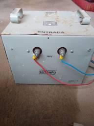Transformador trifásico 380v para 110v de 3kva