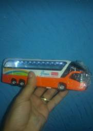 Miniatura ônibus 1/50