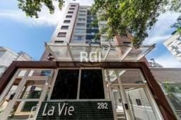 Apartamento à venda com 2 dormitórios em Petrópolis, Porto alegre cod:FE6540