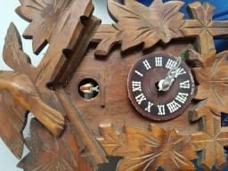 Relógio cuco alemão