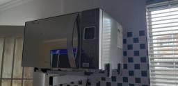 Forno Microondas 25 litros Philco Time Espelhado comprar usado  Rio de Janeiro