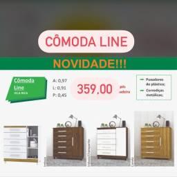 Cômoda Line