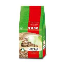 Areia Para Gatos Cats Best Original - 17,2kg