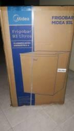 Frigobar midea 93 litros