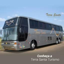 Busscar 360 - Volvo B12 400 6x2 Semi Leito