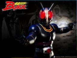 Kamen Rider Black - Seriado Completo + Filmes