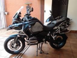 Moto BMW r 1200 gs adventure