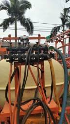 Pulverizador Columbia cross. 2000 litros