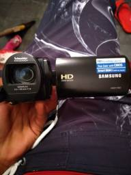Câmera filmadora samsung hmx-f80