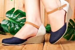 Clara Alves sapatilhas.
