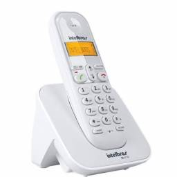 Aparelho Telefone Fixo Sem Fio Digital de mesa Com Bina ID display luminoso Top